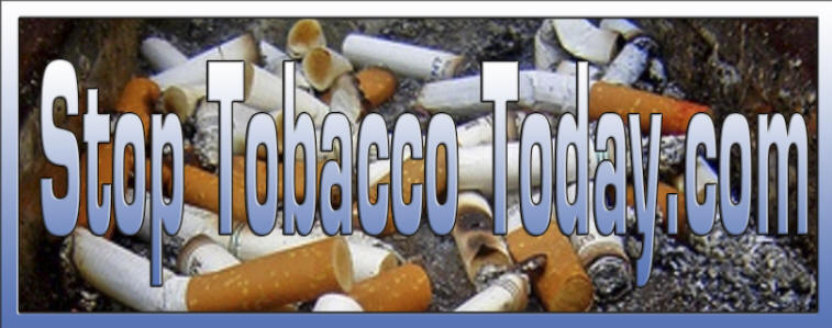 Stop Tobacco Today Header
